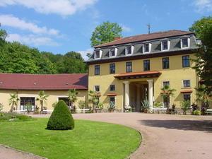 Schloss Altenstein Haupteingang