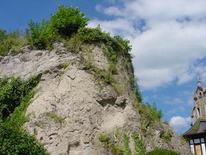 Schloss Altenstein - Reste der alten Burg